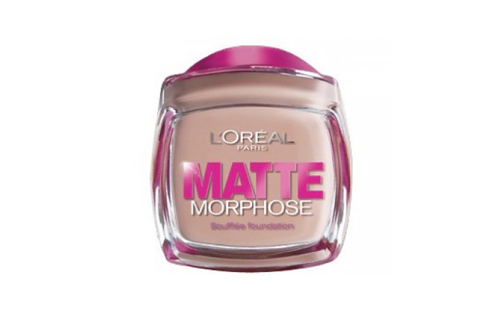 L'Oreal Matte Morphose Foundation