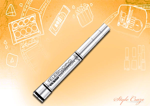loreal telescopic clear definition mascara