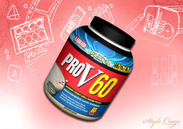 Weight Gain Products In India - LABRADA Pro V60