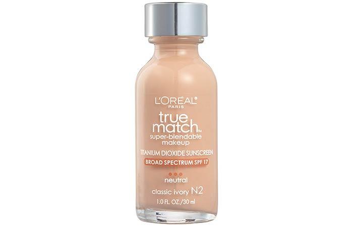 LOreal True Match Super-Blendable Makeup