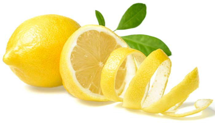 Lemon Or Orange Peels