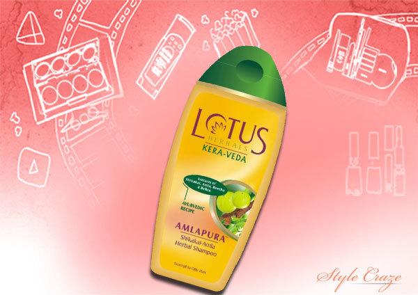 Lotus herbals kera veda shampoo