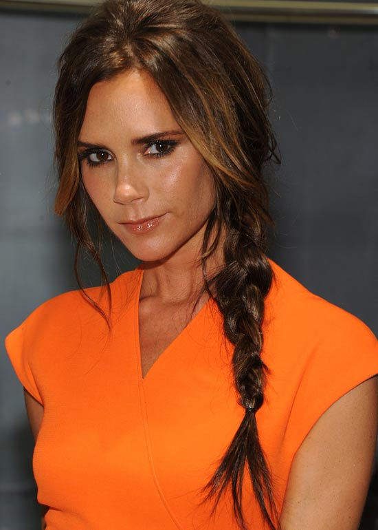 Ombre Simple Side Braid
