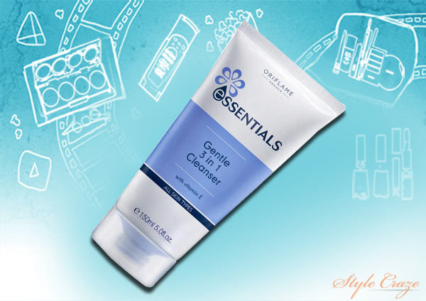 Oriflame Essntianls Gentle 3-IN-1