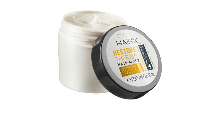 Oriflame HairX Restore Therapy Hair Mask1