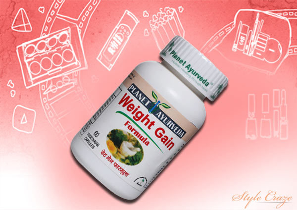 Planet Ayurveda Weight Gain Formula