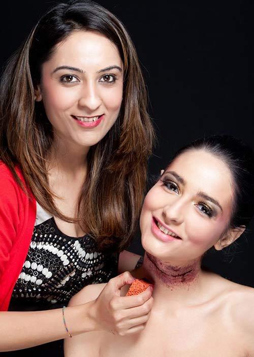 Pooja Sethi - Best Bridal Makeup Artist In Delhi