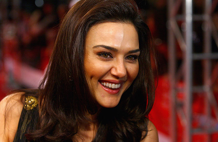Preity Zinta - Glamorous Girl In India