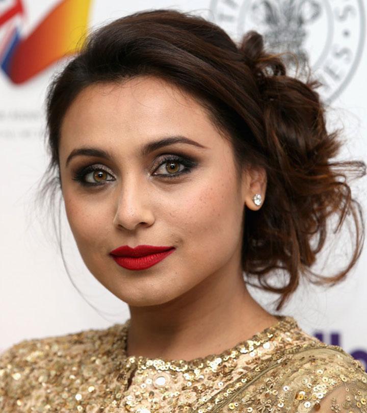Rani-Mukherjee's-Makeup,-Beauty-And-Fitness-Secrets-Revealed