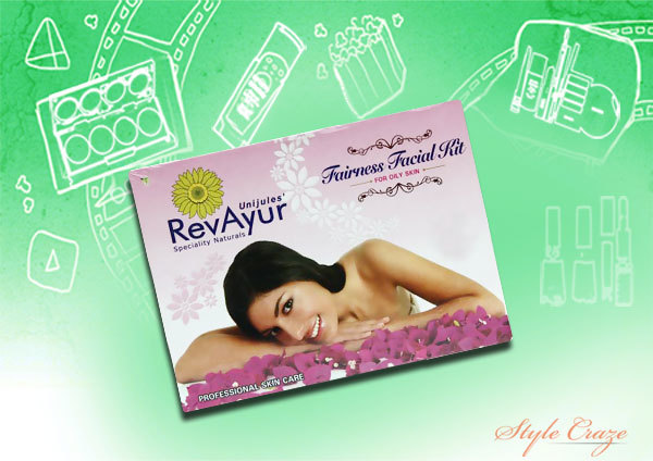 RevAyur Facial Kit for Dry skin
