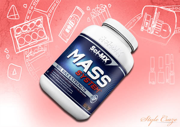 Weight Gain Products In India - Sci-MX Mass System