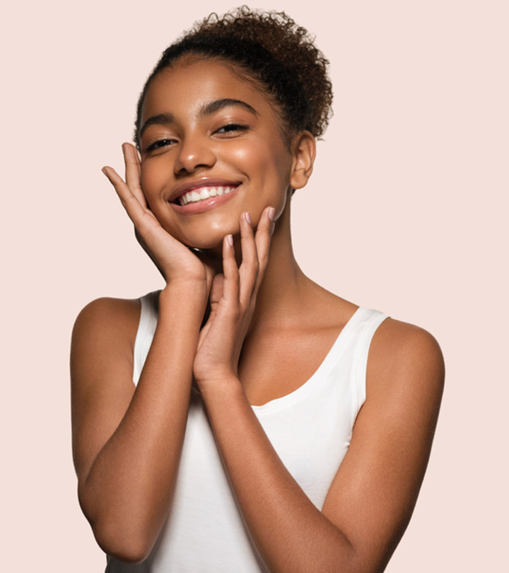 Skin Care Tips For Women With A Deeper Skin Tone