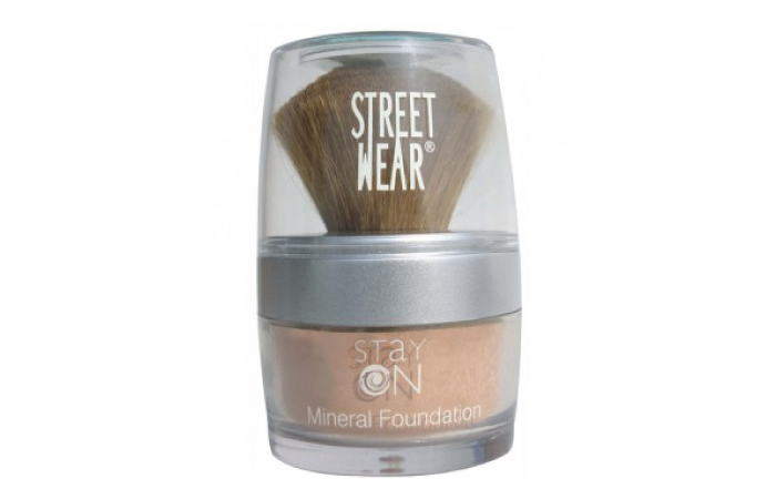 Street Wear Stay on Mineral Foundation - Best Waterproof Foundation