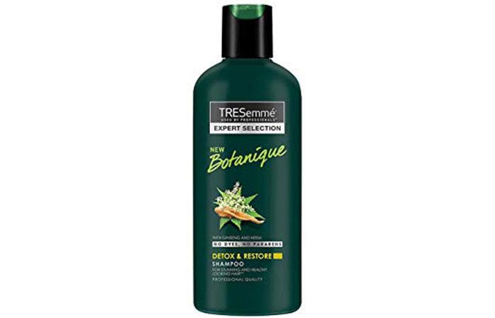 TRESemme Botanique Detox & Restore Shampoo