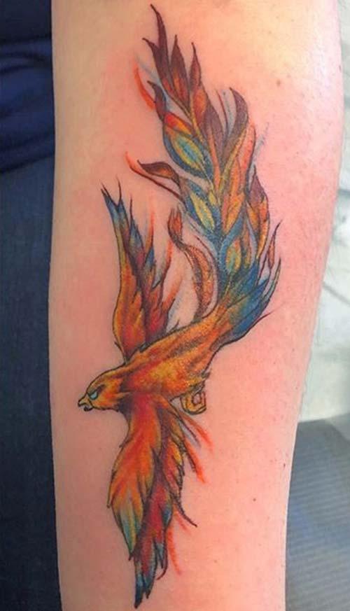 Phoenix Tattoofinder: 30 Gorgeous Phoenix Tattoo Designs