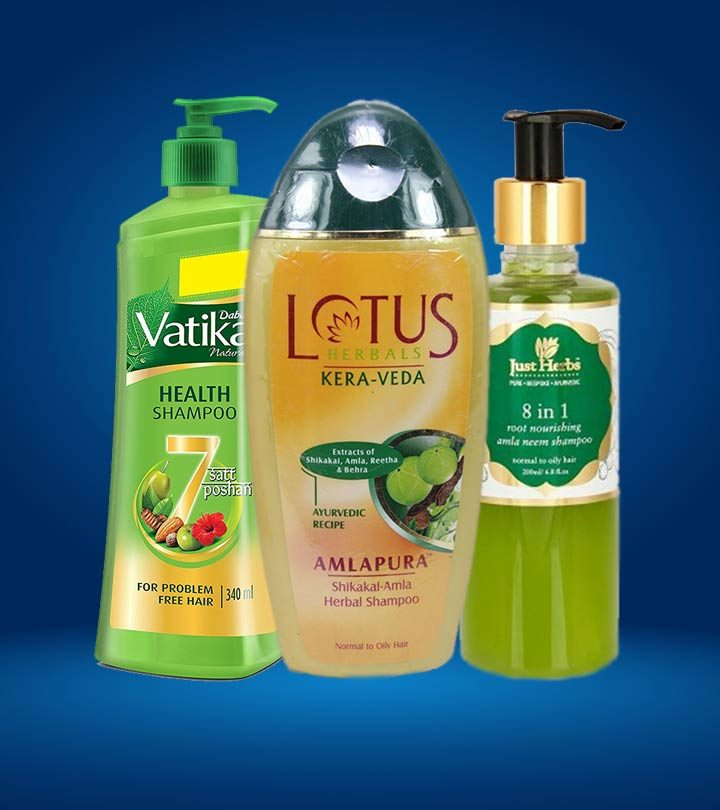 Top 10 Amla Shampoos Available In India – 2018