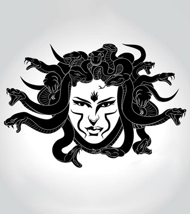 Top 10 Medusa Tattoo Designs