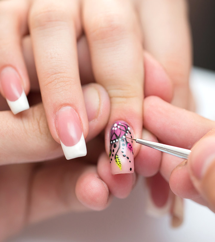 Top 10 Nail Art Spas In Kolkata Shruti Goenka Stylecraze