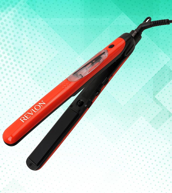 Top 10 Revlon Hair Straighteners And Their Features