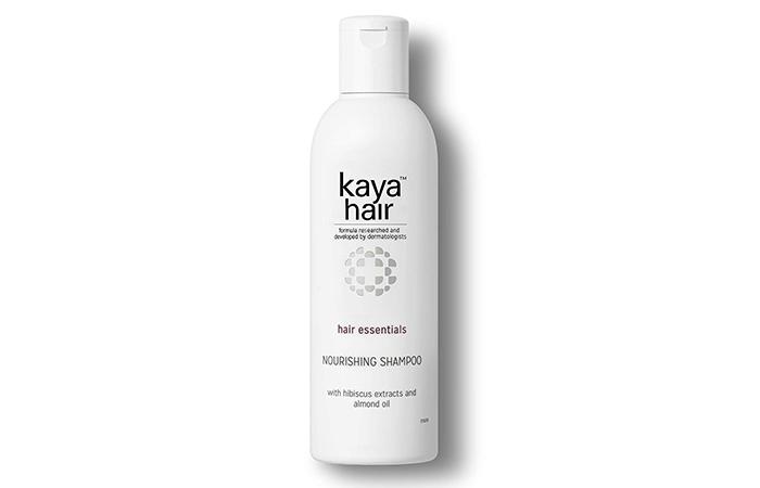 Kaya Hair Essentials Nourishing Shampoo