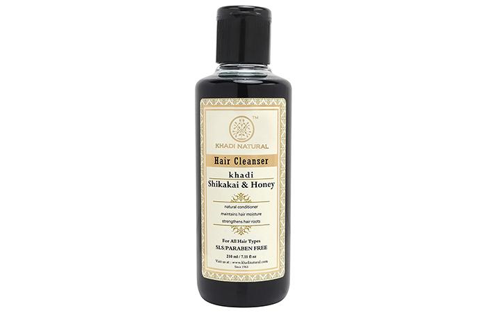 KHADI NATURAL Hair Cleanser - Shikakai & Honey