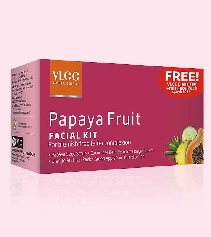Top-5-Papaya-Facial-Kits-Available-In-India