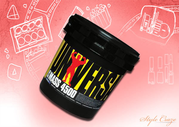 Weight Gain Products In India - Universal Ultra Mass 4500
