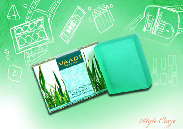 Vaadi Royal Indian Khus Soap