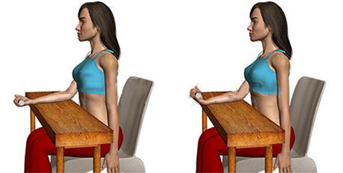 Exercises For Tennis Elbows - Wrist Curls