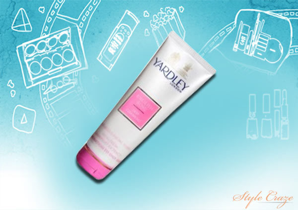 Yardley English Rose Deep Cleansing Facial Foam Face Wash