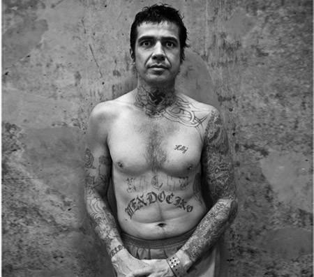american prison tattoo