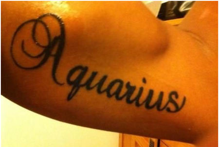 aquarius tattoo tumblr