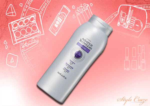 avon advance techniques volume shampoo