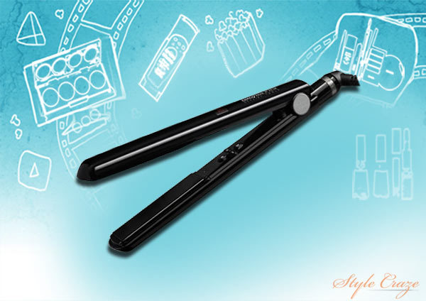 babyliss pro advanced ceramic styler - black