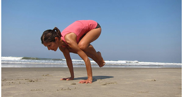 bakasana kakasana - Hatha Yoga