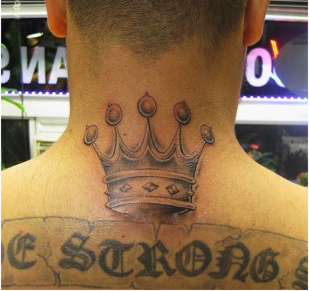 crown prison tattoos