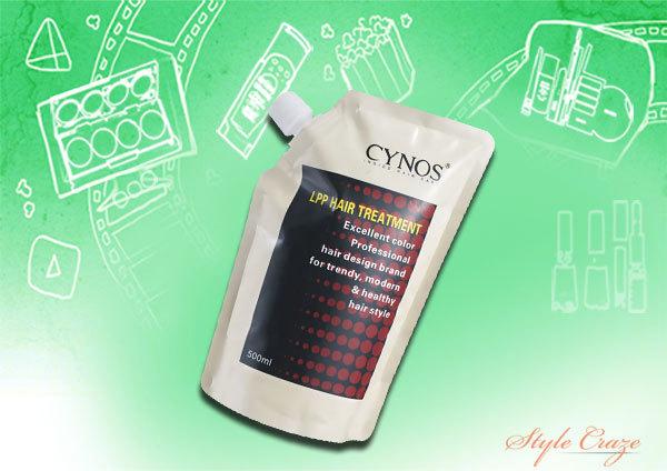 cynos hair straightening cream