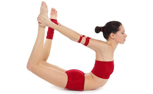 Dhanurasana - Hatha Yoga