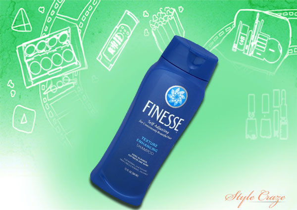 finesse texture enhancing shampoo