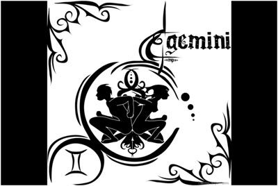 gemini twins tattoo designs