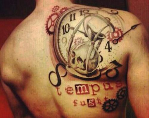 hourglass tattoo designs
