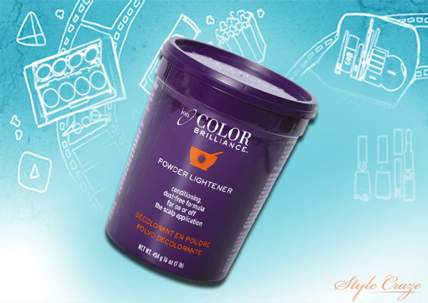 ion color brilliance bleach powder