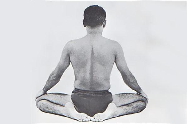 Mandukasana - Hatha Yoga