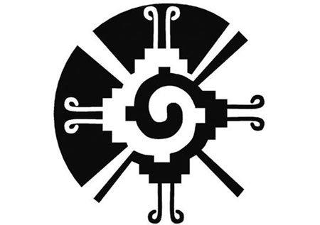 mayan symbol tattoo