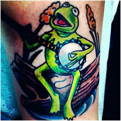 most fun tattoo