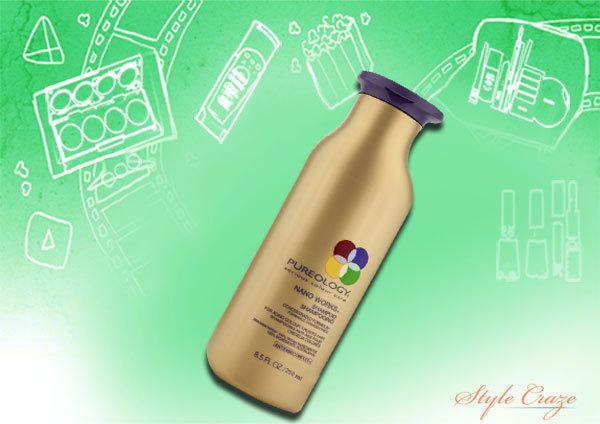 pureology nanoworks shampoo