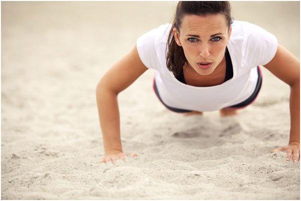 push ups everyday