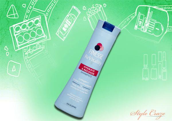 recover shampoo