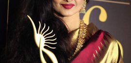 rekha's-Beauty,-Makeup-And-Fitness-Secrets-Revealed