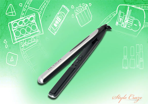 revlon nano diamond straightener